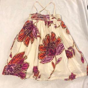 Spaghetti strap summer dress by baby gap size 3